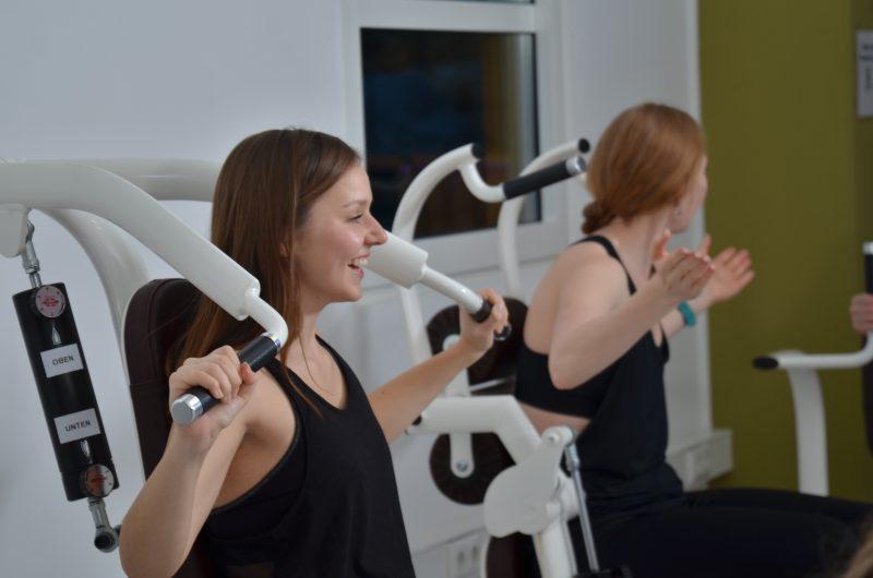 Zirkel-Training für einen starken Rücken