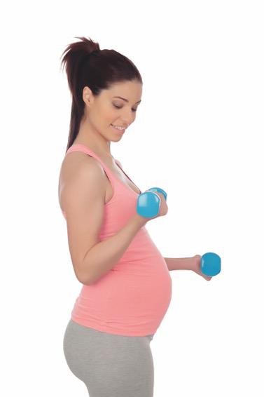 Schwangerenfitness in Erding