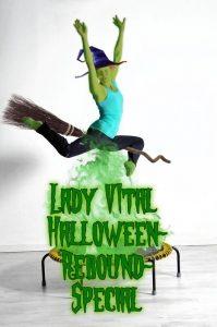 Lady Vital-Zentrum Erding Fitness für Frauen Halloween