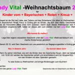 Lady Vital-Weihnachtsbaum 2.0