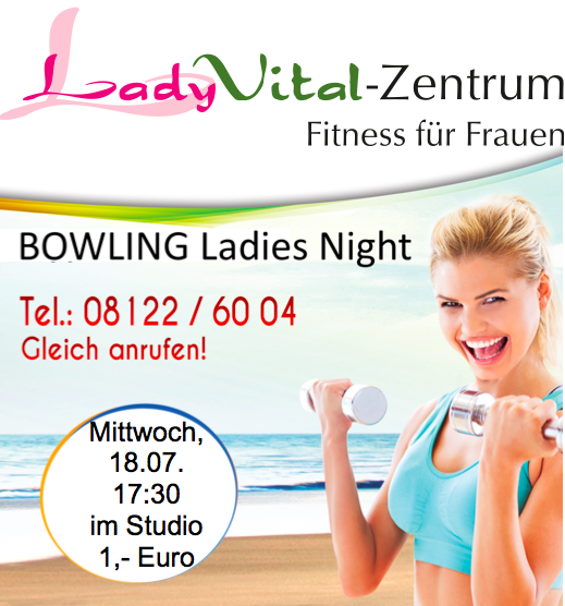 Bowling Ladies Night