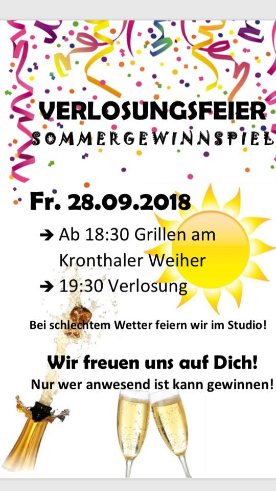 Lady Vital Sommerfest 2018