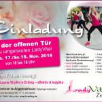 Tag Der Offenen Tür Im Lady Vital 2.0
