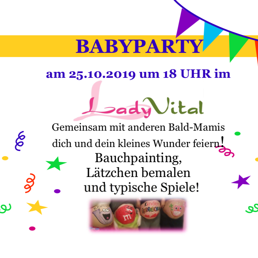Offene Babyparty In Erding
