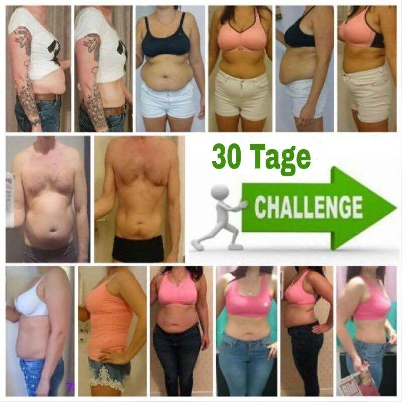 30 Day Challenge – Abnehmen
