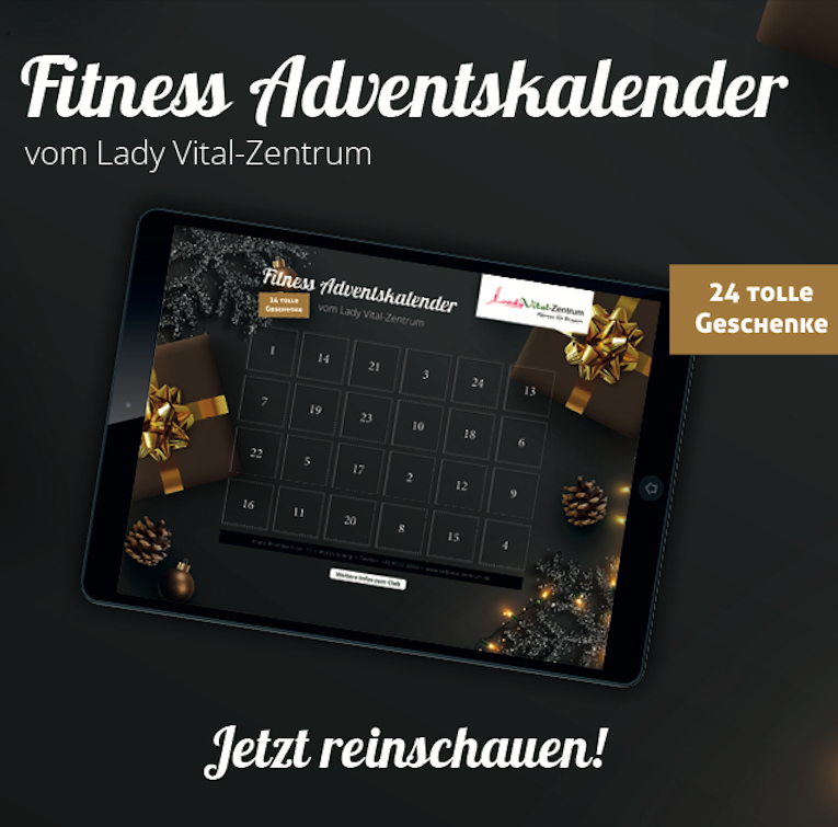 Adventskalender2019 Lady Vital